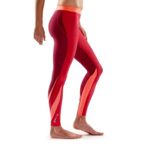 Skins DNAmic Womens Compression Long Tights
