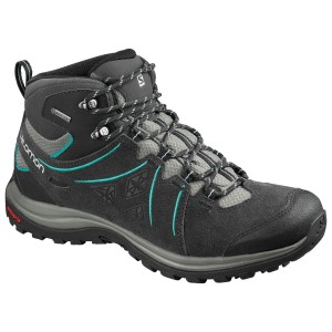 Salomon Ellipse 2 Mid Leather GTX - Womens Trail Hiking Shoes