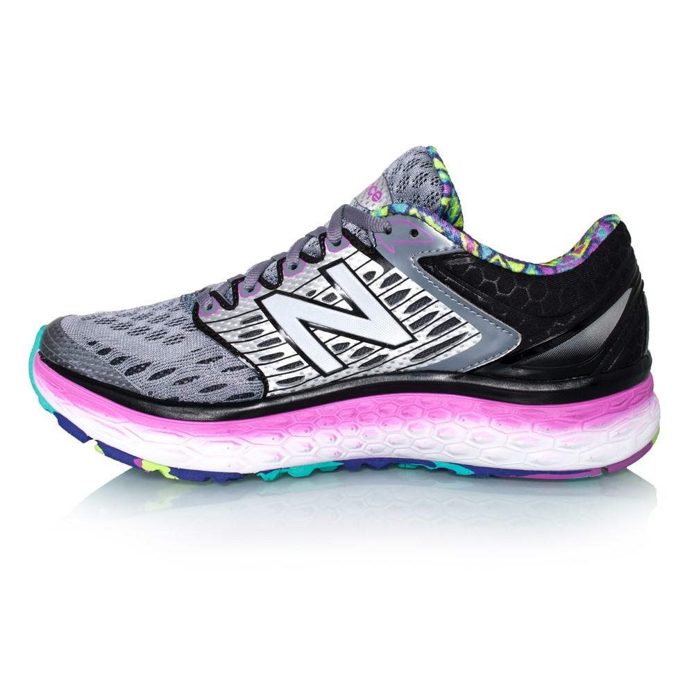 New Balance Sneakers - No one ever thought both a plaid and neon color scheme could coexist on a single product, but the New Balance Sneakers have proven everybody wr.