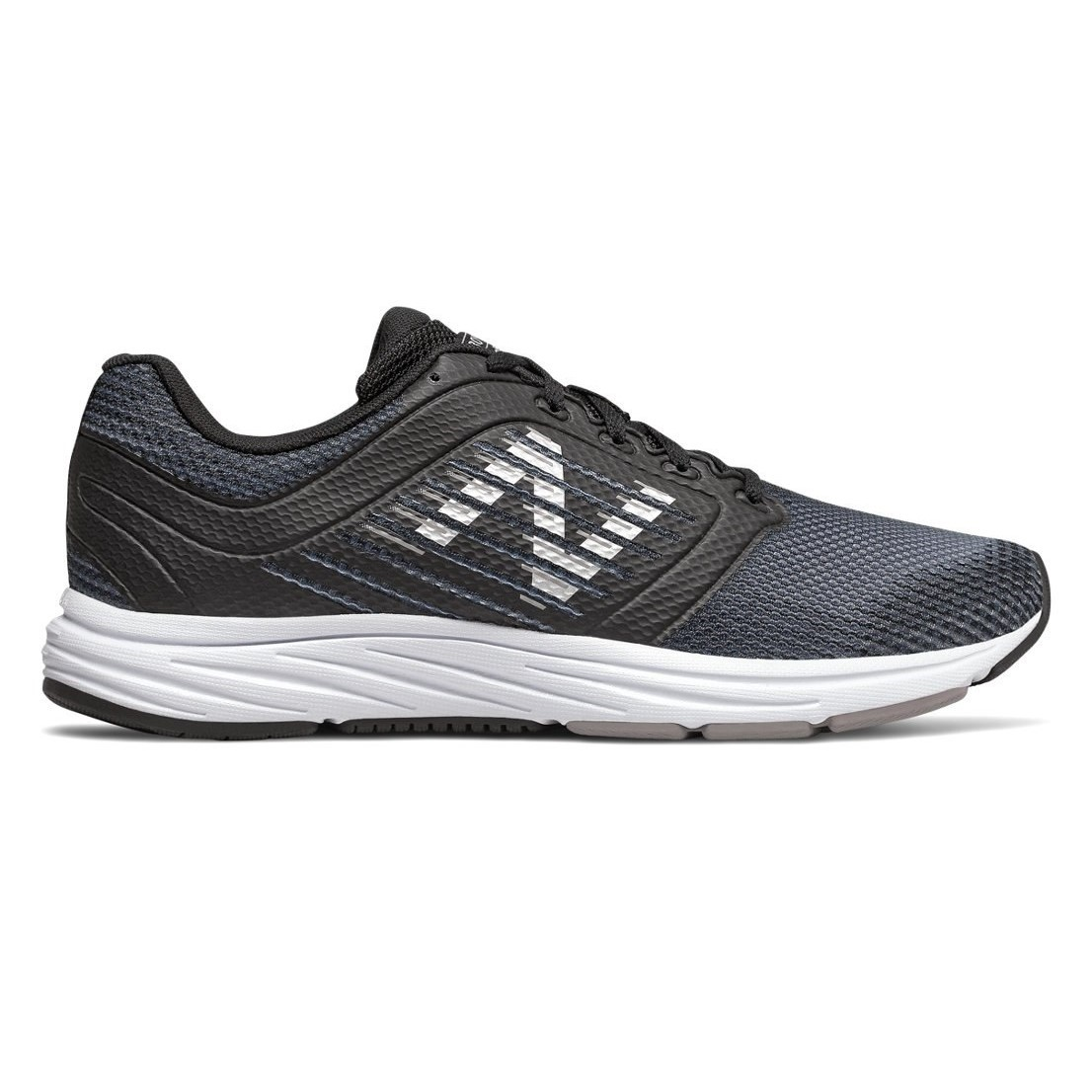 0ee5b88913072 New Balance 480v6 - Mens Running Shoes - Black/Blue/White | Sportitude