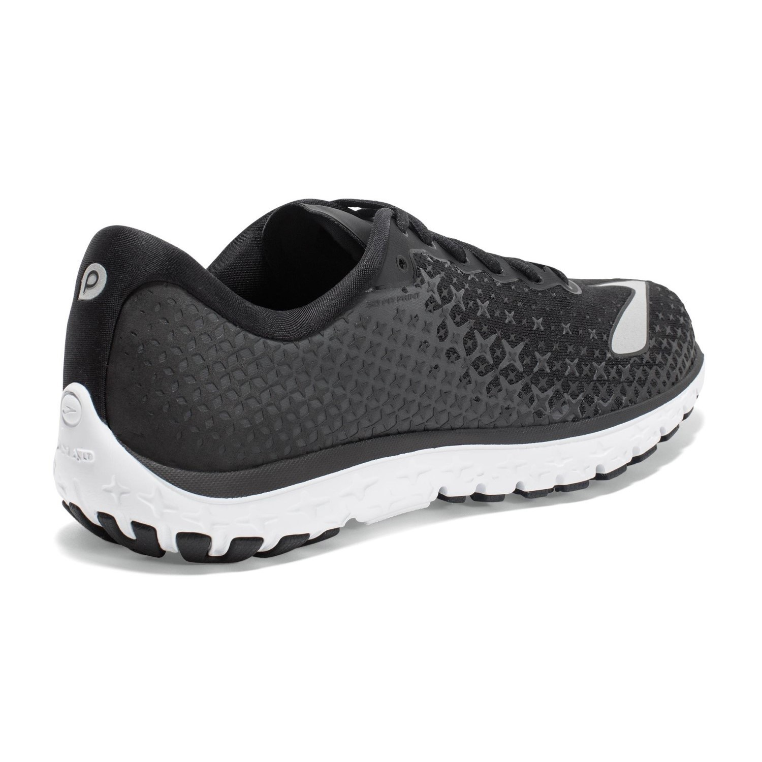 40396fca934 Brooks PureFlow 5 - Womens Running Shoes - Black Anthracite White ...
