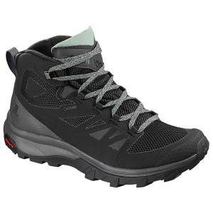 Salomon Outline Mid GTX - Womens Trail Hiking Shoes