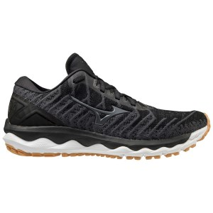 Mizuno Wave Sky 4 Waveknit - Womens Running Shoes