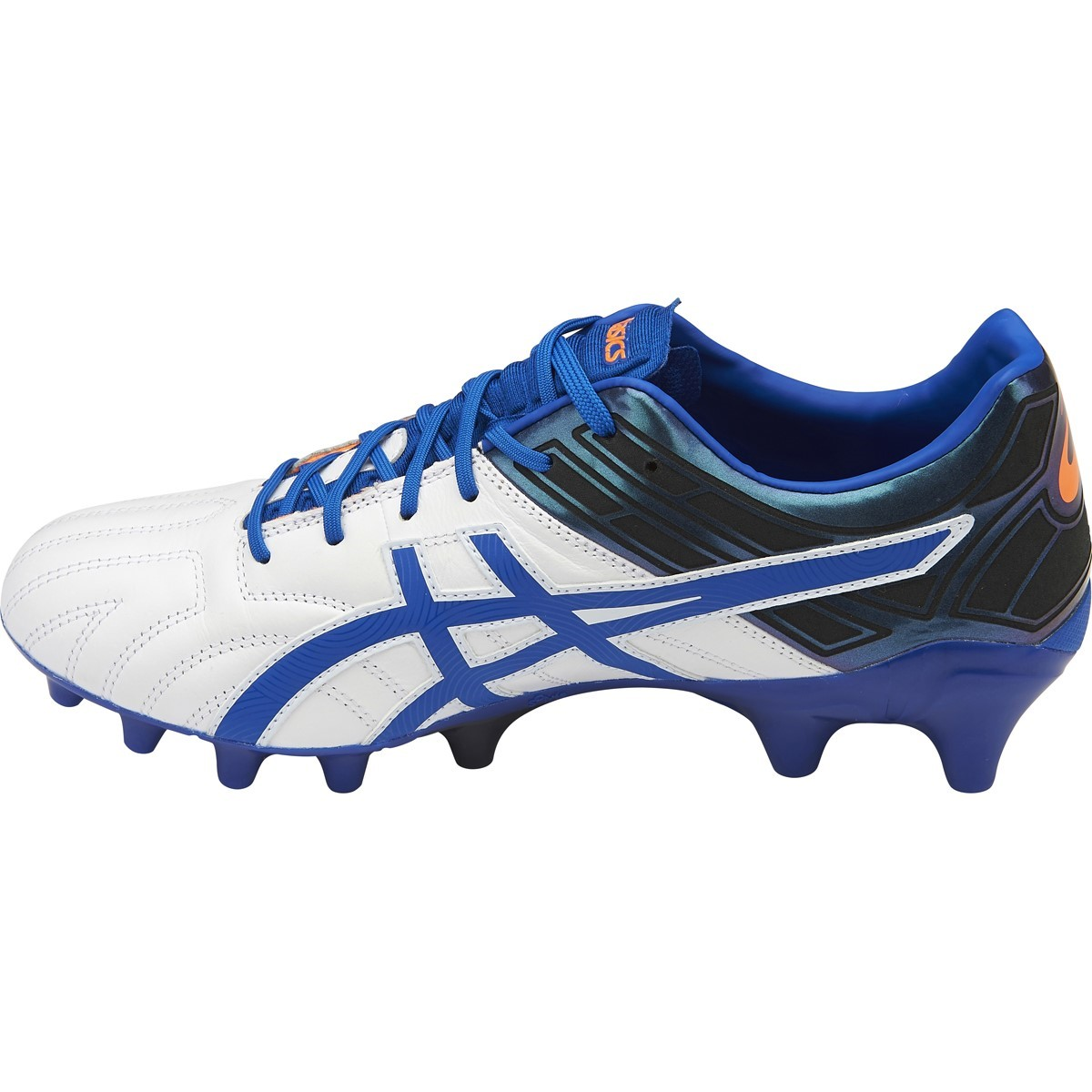 cebf1d4685681 Asics Gel Lethal Tigreor 10 IT - Mens Football Boots - White Imperial Prism