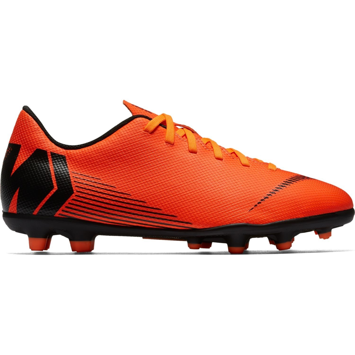 on sale f824a 5c7c3 Nike Jr Mercurial Vapor XII Club MG - Kids Football Boots - Total  Orange Black