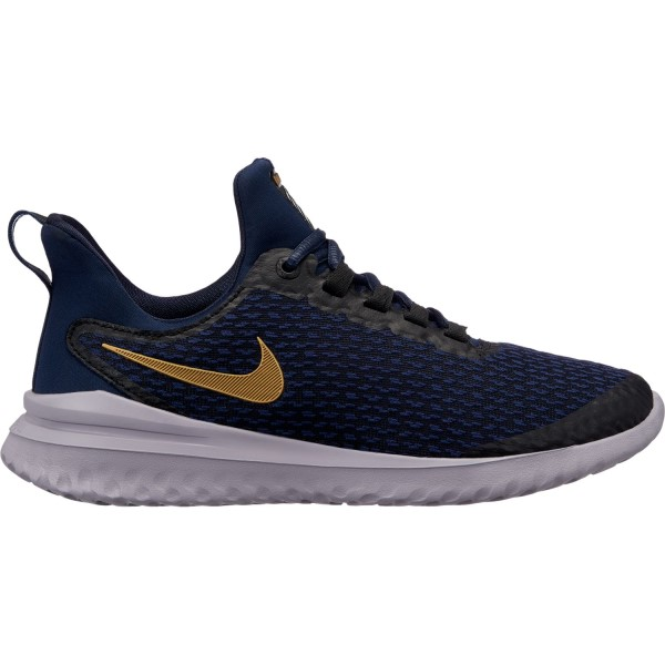Nike Renew Rival - Womens Running Shoes - Black/Metallic Gold/Obsidian