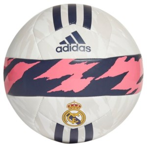 Adidas Real Madrid Club Soccer Ball - Size 5