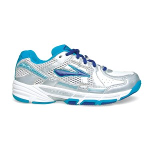 Brooks Maximus Leather - Kids Girls Cross Training Shoes