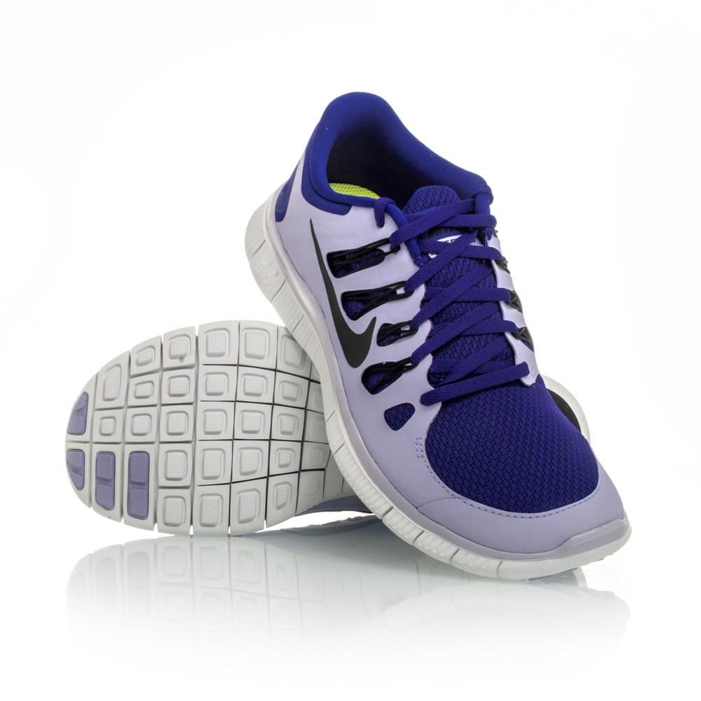 nike free 5 0 womens running shoes purple violet. Black Bedroom Furniture Sets. Home Design Ideas