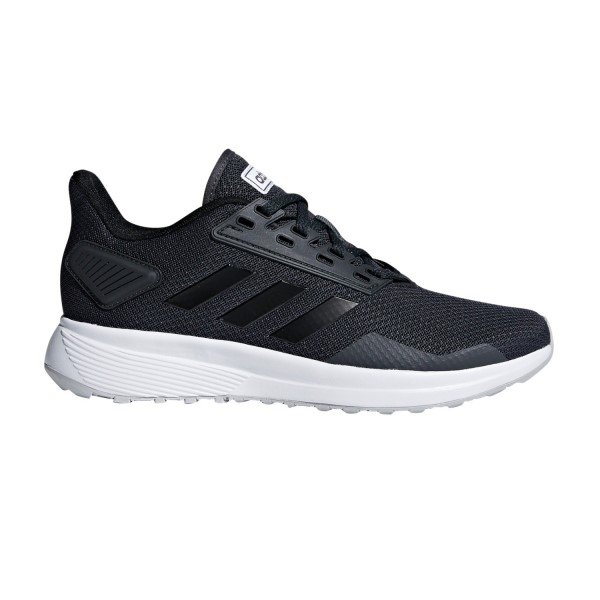 Adidas Duramo 9 - Womens Running Shoes - Carbon/Black/Grey