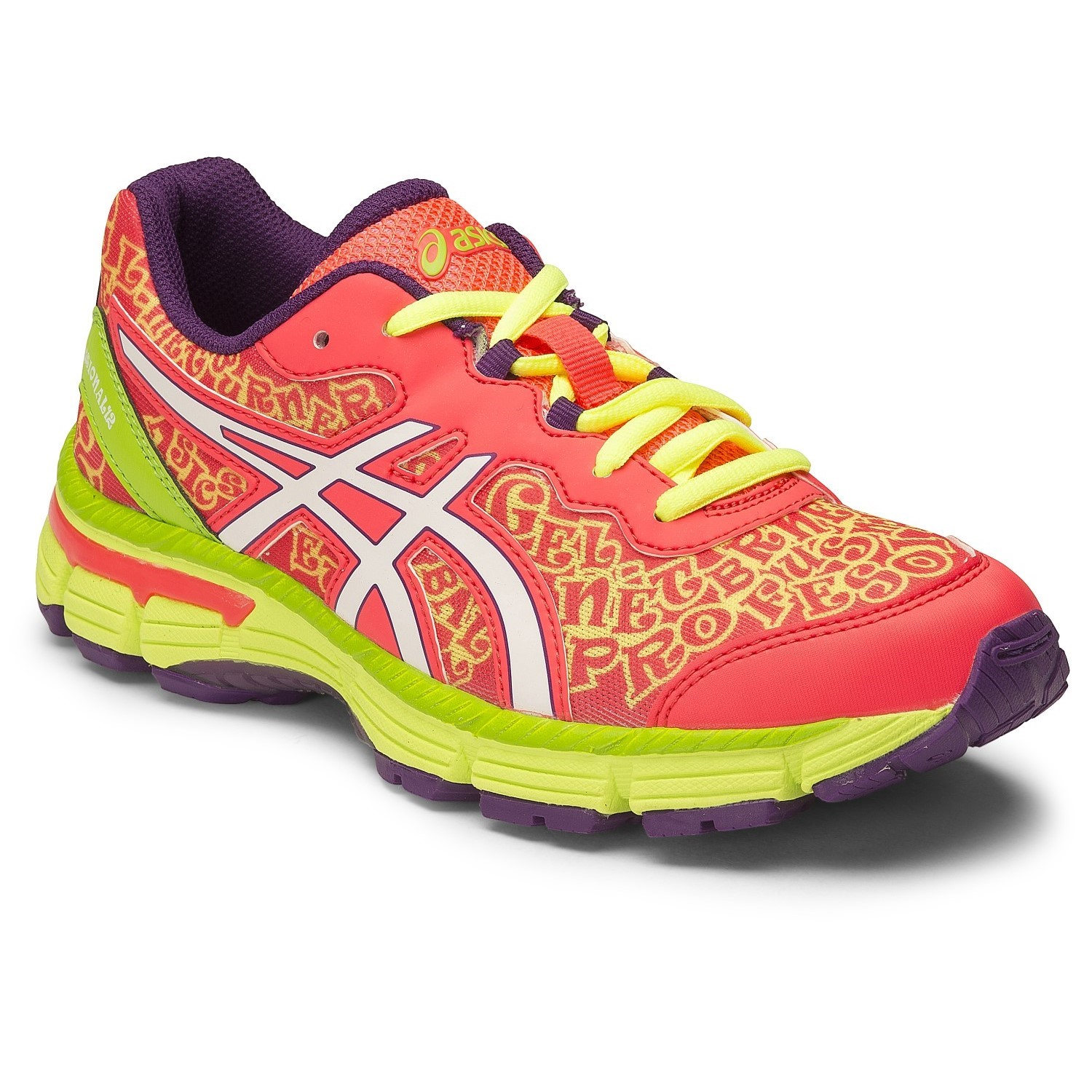 asics netball trainers size guide