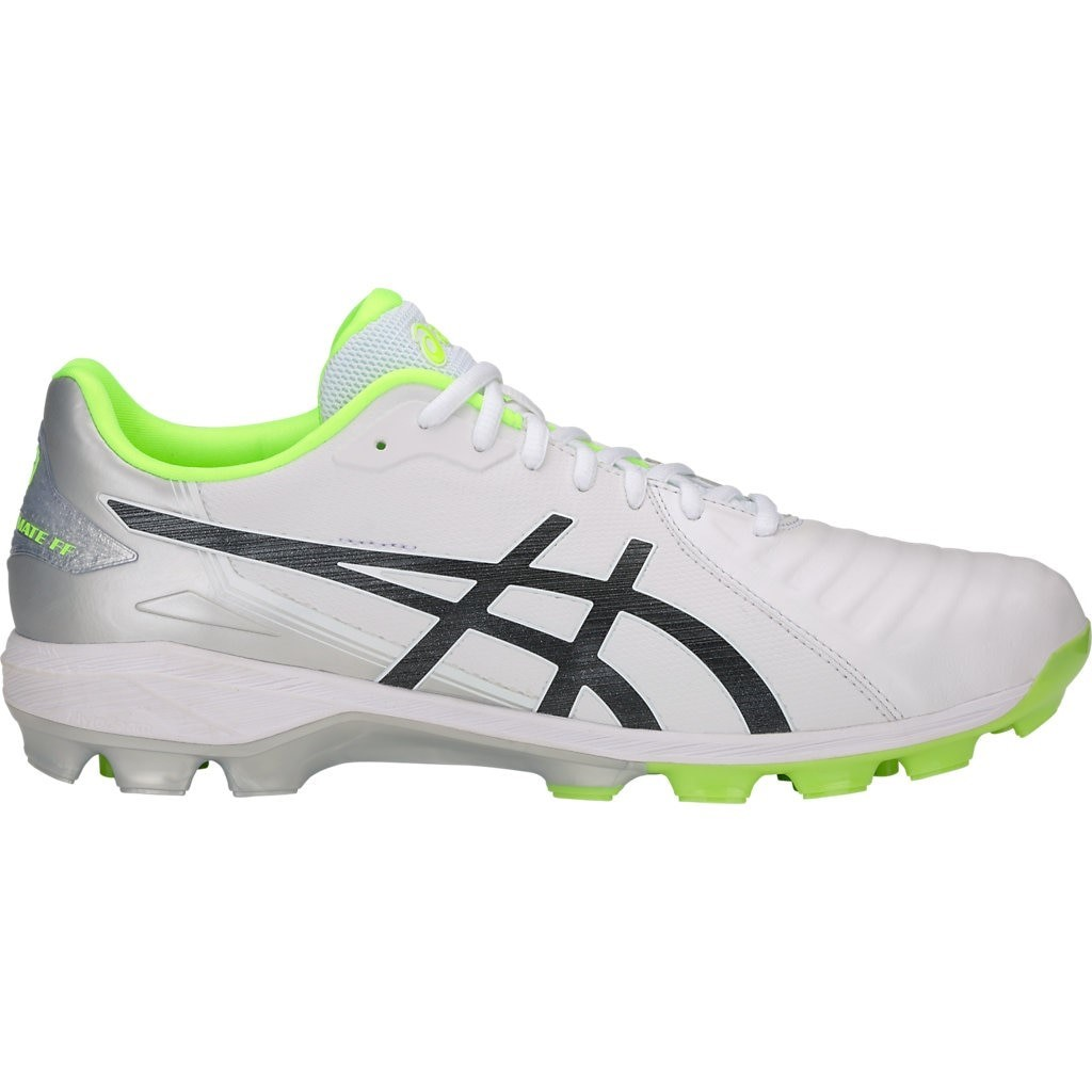 6b5a754a7 Asics Lethal Ultimate FF - Mens Football Boots - White Black ...