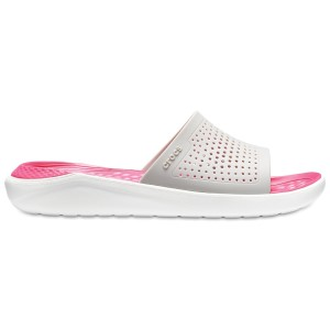 Crocs LiteRide Slide - Womens Casual Slides