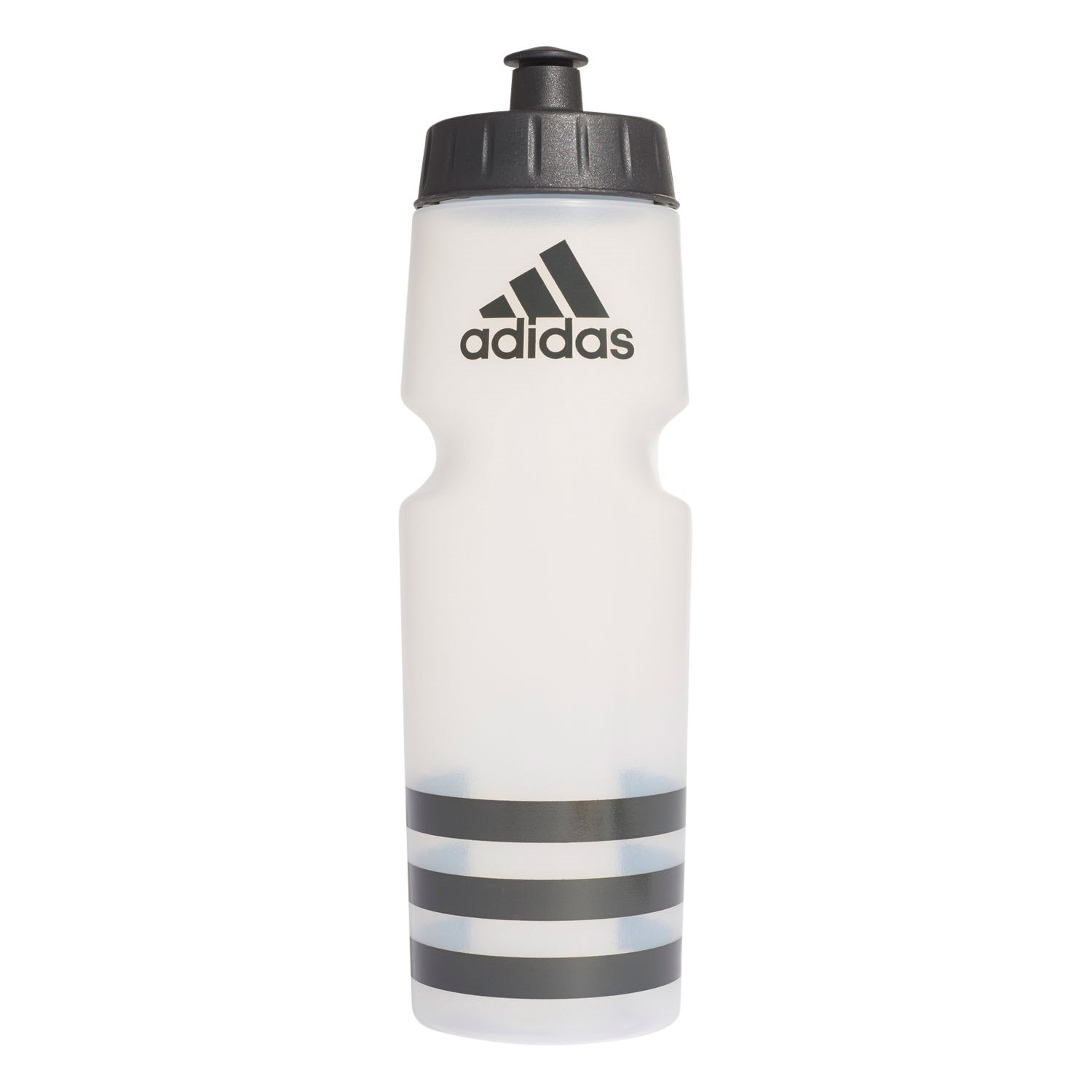 d3006fea7c Adidas Perf BPA Free Water Bottle - 750ml - Transparent/Carbon | Sportitude
