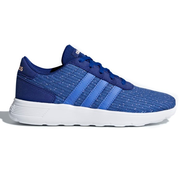 Adidas Lite Racer - Kids Running Shoes - Mystery Ink/Clear Orange