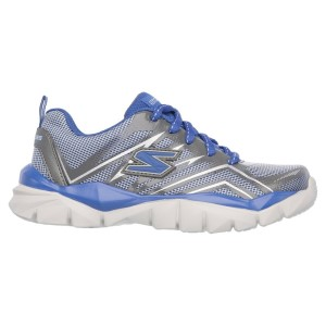 Skechers Electronz Pit Stop - Kids Boys Running Shoes