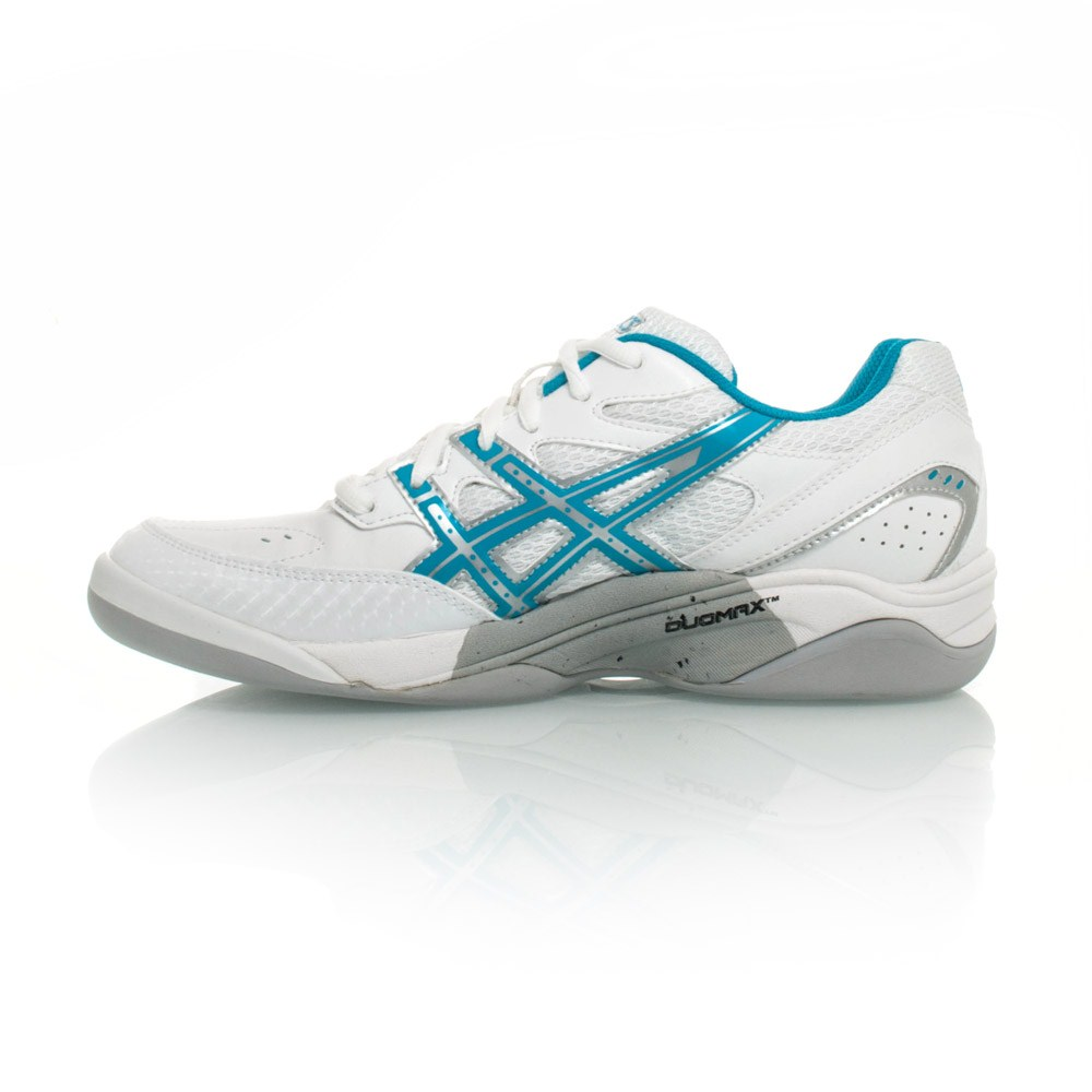 6f7b3df7667a Asics Gel Hotkitty 3 - Womens Lawn Bowls Shoes - White Lake Eyre Silver
