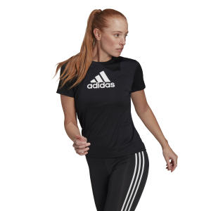 Adidas Designed 2 Move Logo Womens Training T-Shirt
