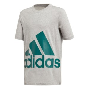 Adidas Essentials Big Logo Kids Boys Casual T-Shirt
