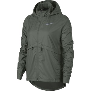Nike Essential Packable Womens Running Rain Jacket