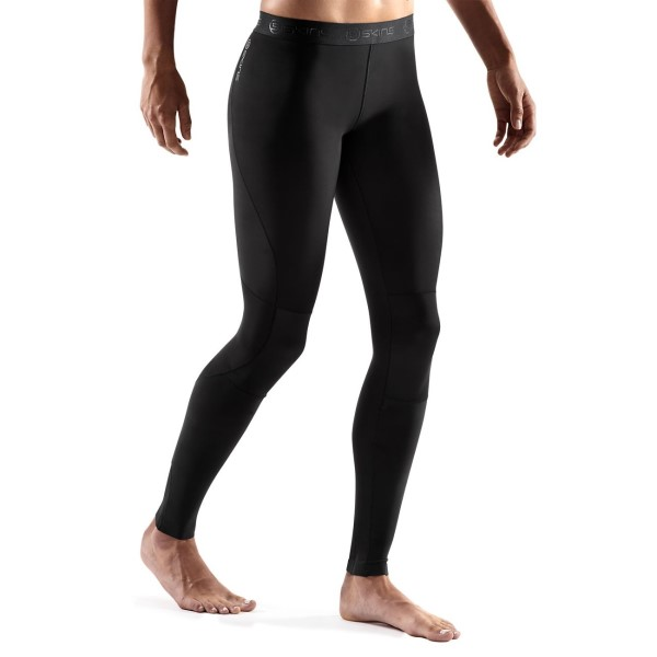Skins RY400 Womens Recovery Compression Long Tights - Black