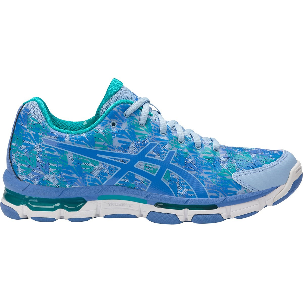 asics gel netburner professional 13 womens netball shoes