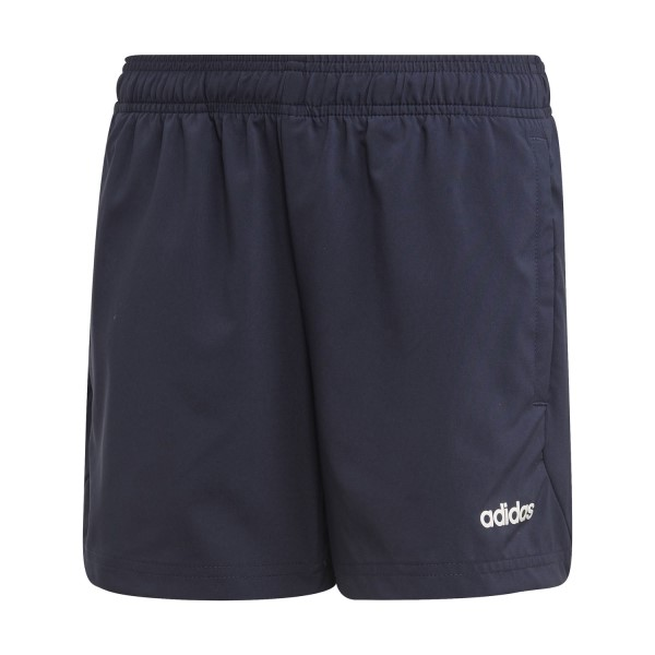 Adidas Essentials Plain Chelsea Kids Boys Shorts - Legend Ink