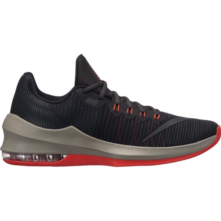 02af88fee31a9 Nike Air Max Infuriate 2 Low - Mens Basketball Shoes - Black /Anthracite/Light