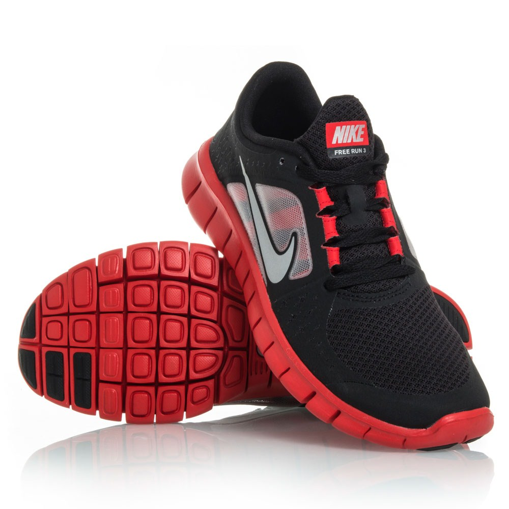 Free Kids Run Running 3 Shoes Nike 08wmNn