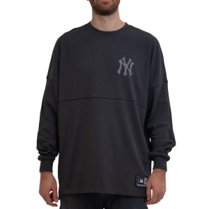 Majestic Athletic New York Yankees MLB Mens Long Sleeve T-Shirt