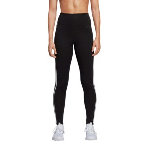 Adidas Design 2 Move 3-Stripes High Rise Womens Training Tights