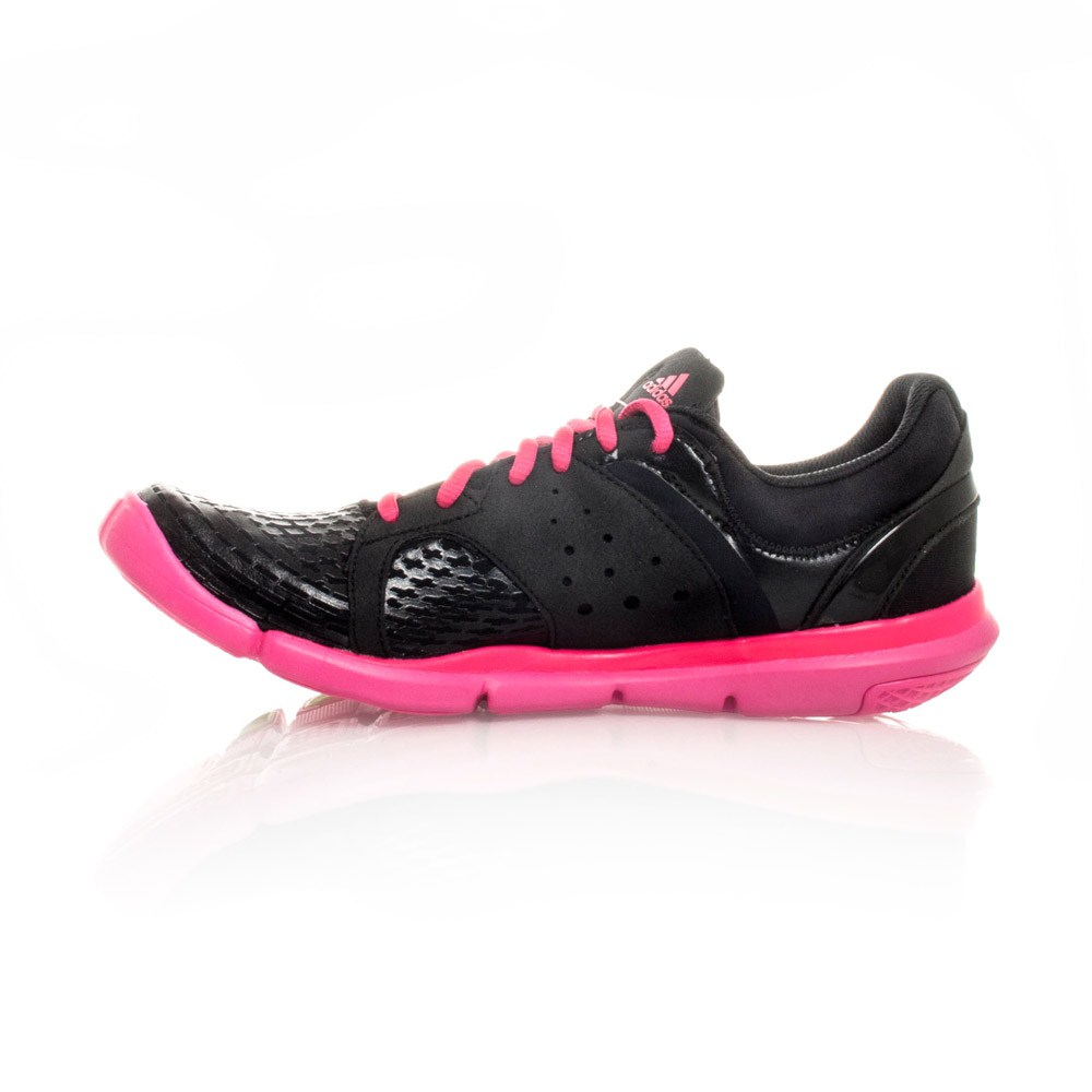 separation shoes 75afe f6d88 Adidas Adipure Tr 360 - Womens Running Shoes - BlackPinkGreen