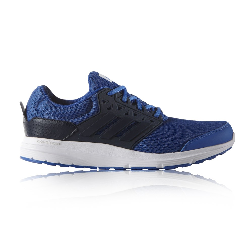 new styles ec471 54187 Adidas Galaxy 3 - Mens Running Shoes - Blue Collegiate Navy Footwear White