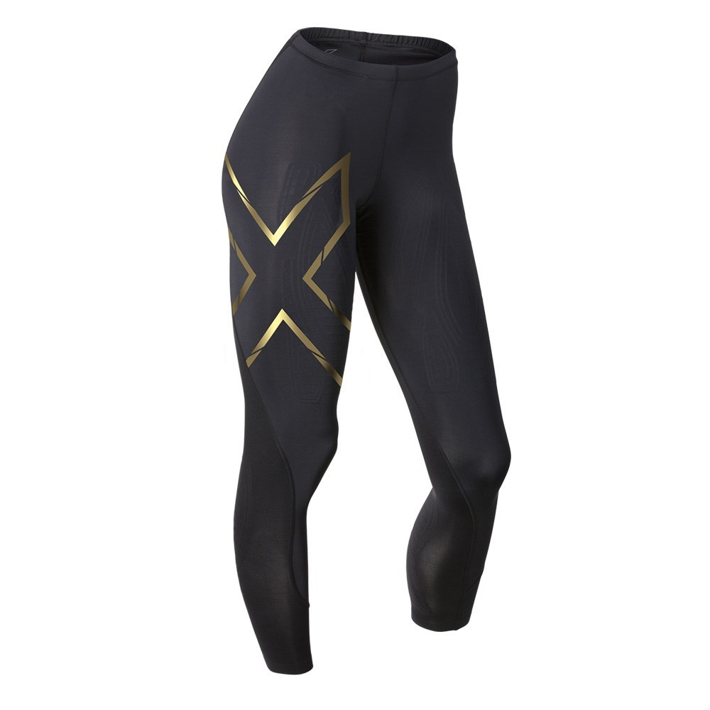 Perfect New 2XU Compression Tights Women Lady PWX Running Pants Fitness Sports