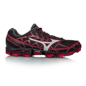 Mizuno Wave Hayate 4 - Mens Trail Running Shoes
