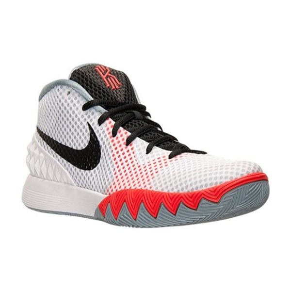 reputable site 04b60 54a6a Nike Kyrie 1 - Mens Basketball Shoes - Infrared White Black