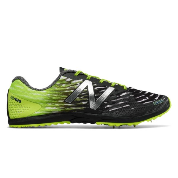 New Balance XC 900v3 - Mens Cross Country Track Spikes - Hi Lite Yellow/Black