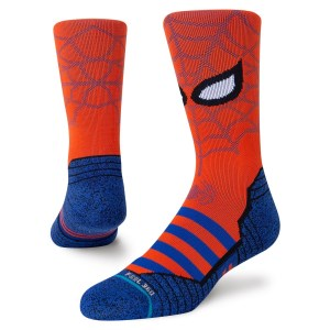 Stance Performance Spidey Crew - Unisex Running Socks