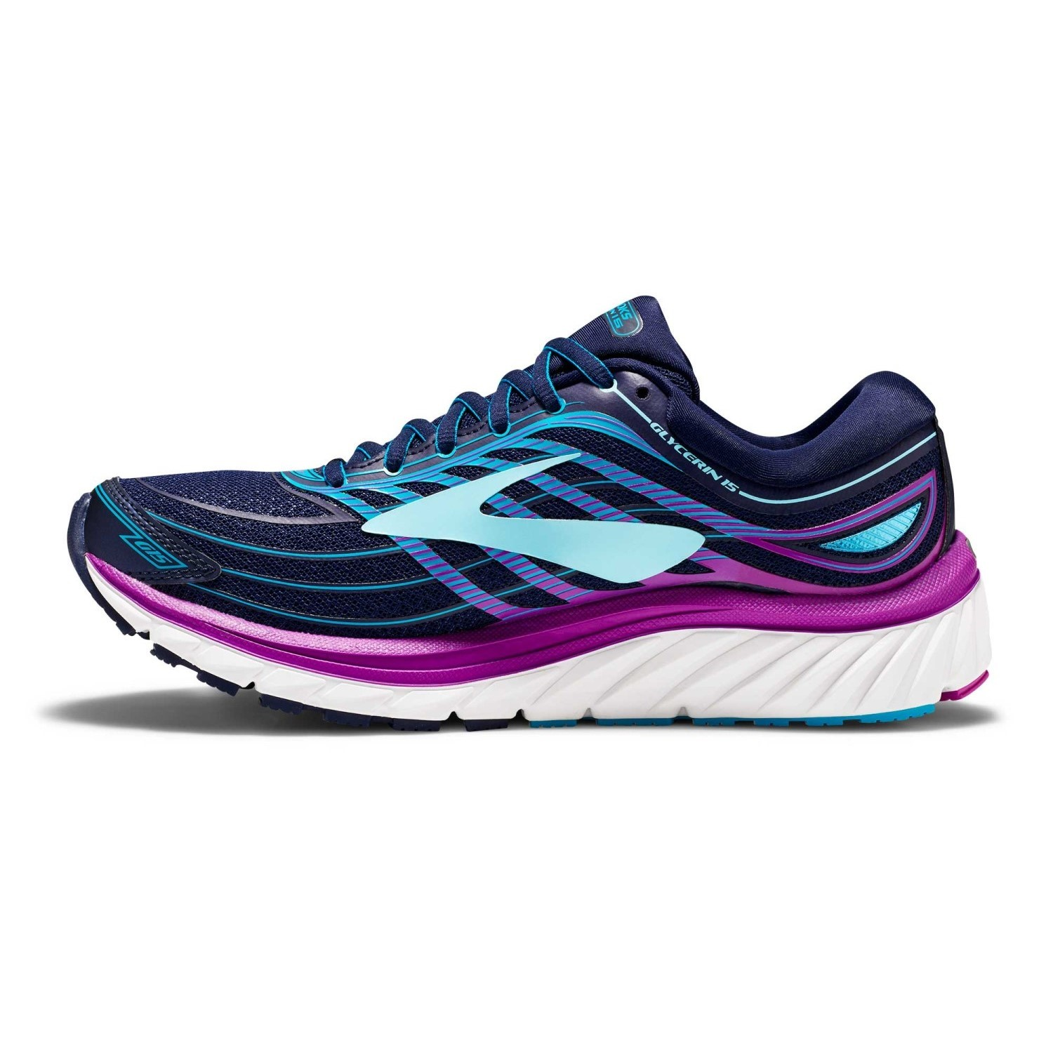 Brooks Glycerin  Womens Running Shoes  Wide