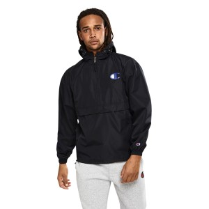 Champion Packable 1/4 Zip Mens Jacket