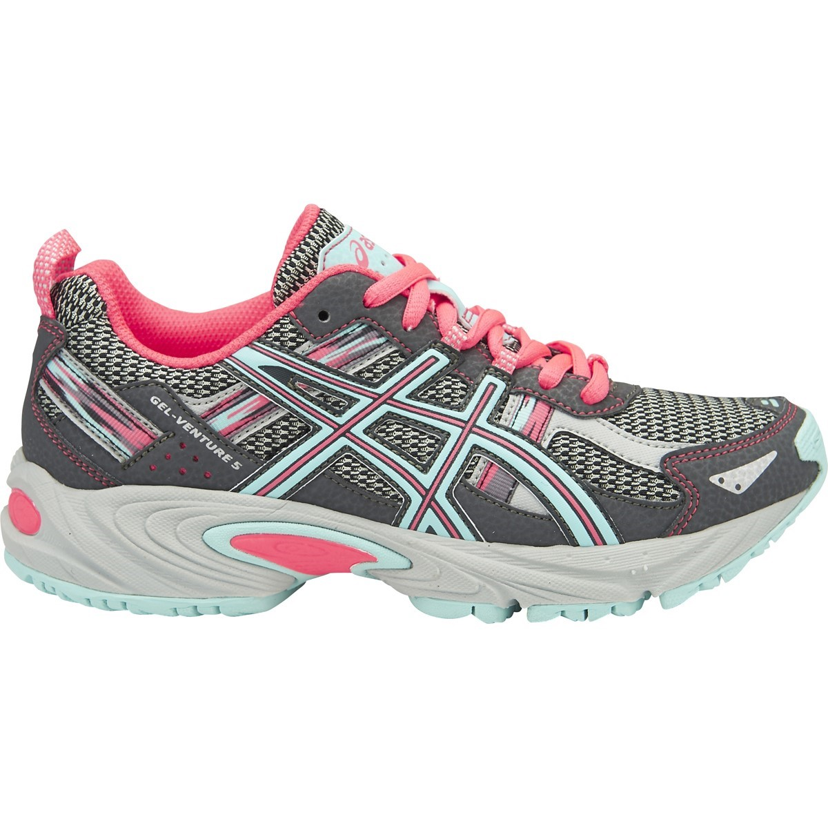 61762e91e1 Asics Gel Venture 5 GS - Kids Girls Trail Running Shoes