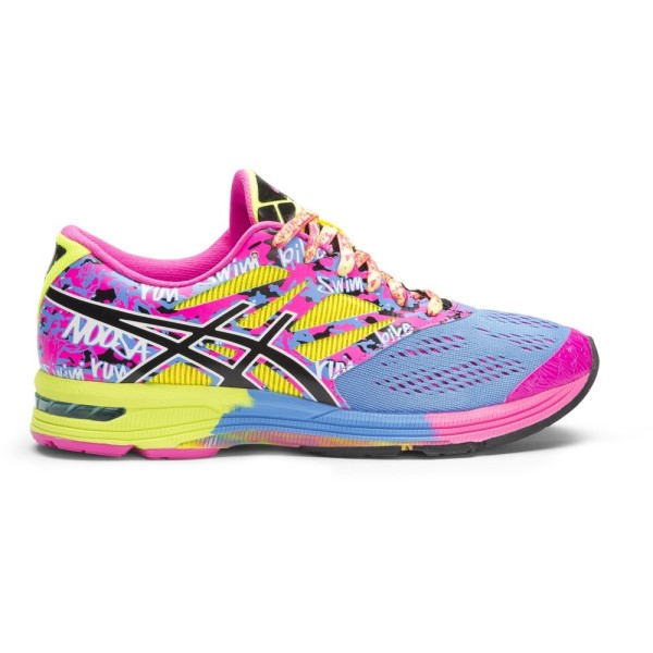 premium selection c2c11 03a66 Asics Gel Noosa Tri 10 - Womens Running Shoes - Powder Blue Black Hot