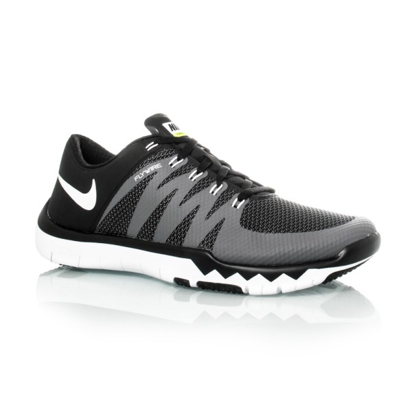 e7ccf1f035a0b Nike Free Trainer 5.0 V6 - Mens Training Shoes - Black White Dark Grey