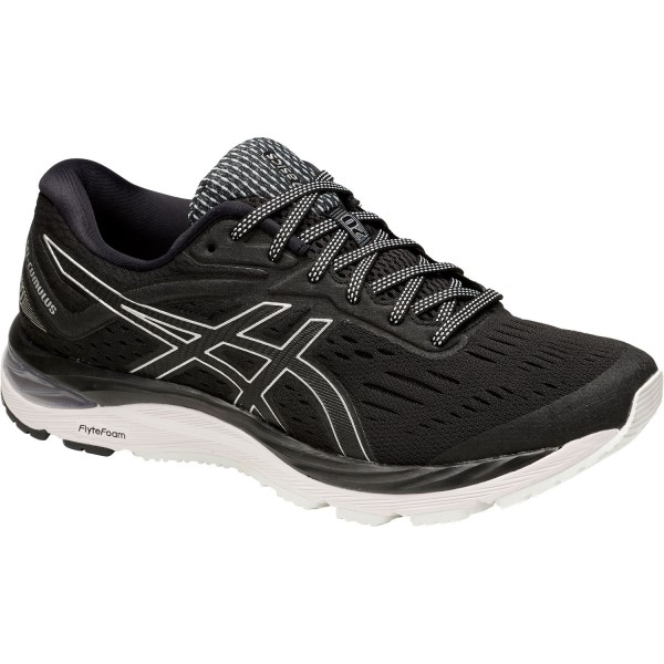 ARSBAWC50 HD ++GRATIS Asics joggesko svart og hvitt HD ++ FREE Asics Running Shoes Black And White