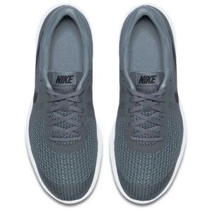 Nike Revolution 4 GS - Kids Boys Running Shoes - Dark Grey/Black/Cool Grey