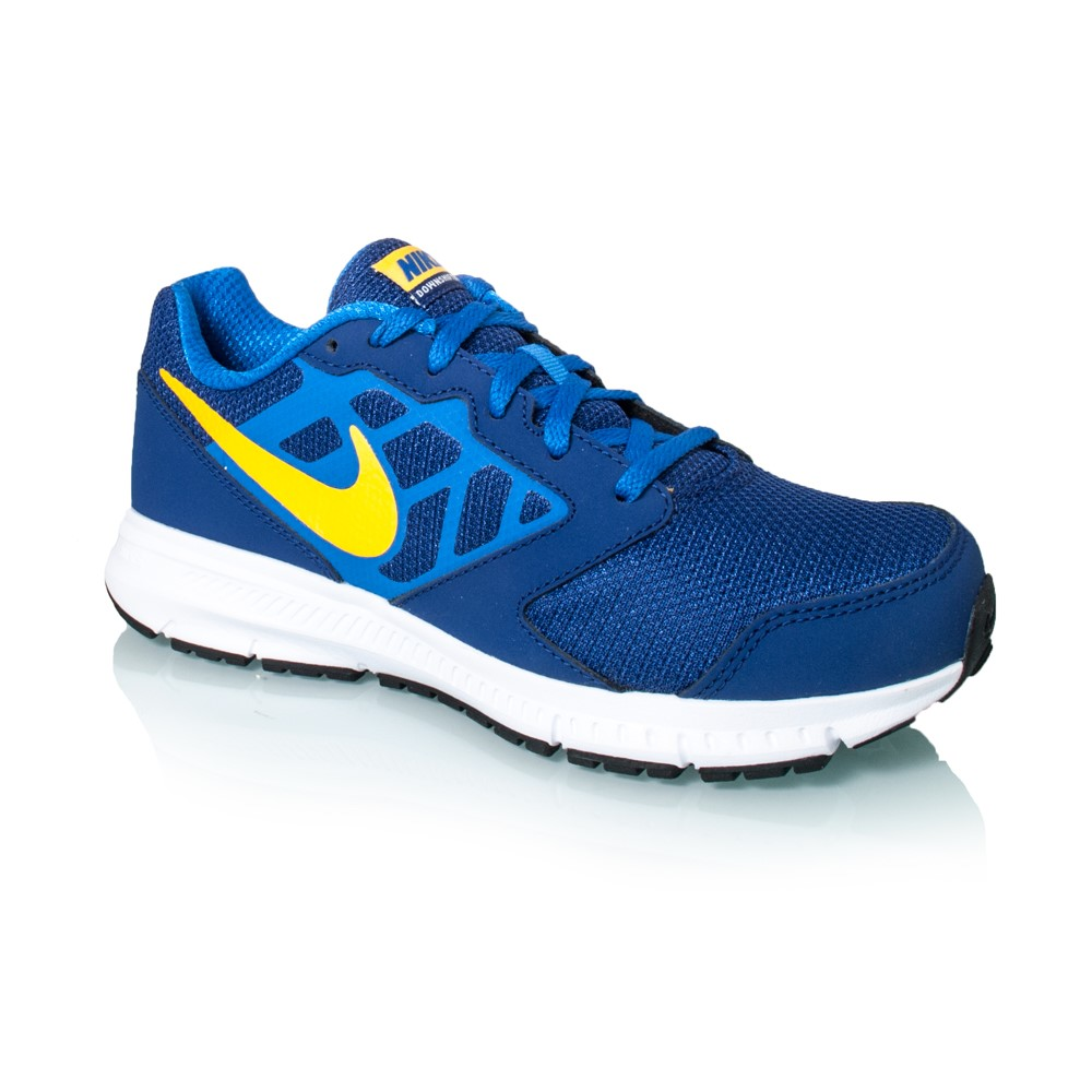 Nike Downshifter 6 (GS/PS) - Kids Boys Running Shoes - Deep Royal