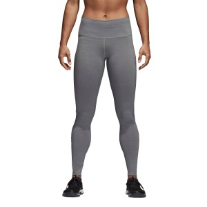Adidas Believe This High-Rise Heathered Womens Training Tights