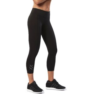 2XU Womens Mid-Rise Fitness Compression 7/8 Tights