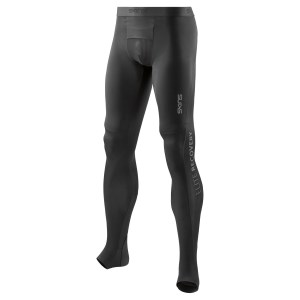 Skins DNAmic Elite Mens Compression Long Tights for Recovery