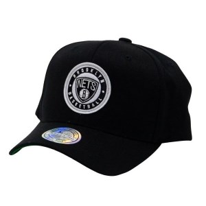 Mitchell & Ness NBA Brooklyn Nets 6-Panel Flex 110 Basketball Cap